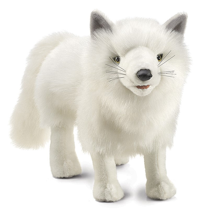 Puppet Artic Fox