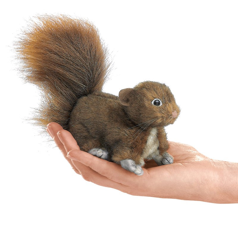 Puppet Mini Red Squirrel