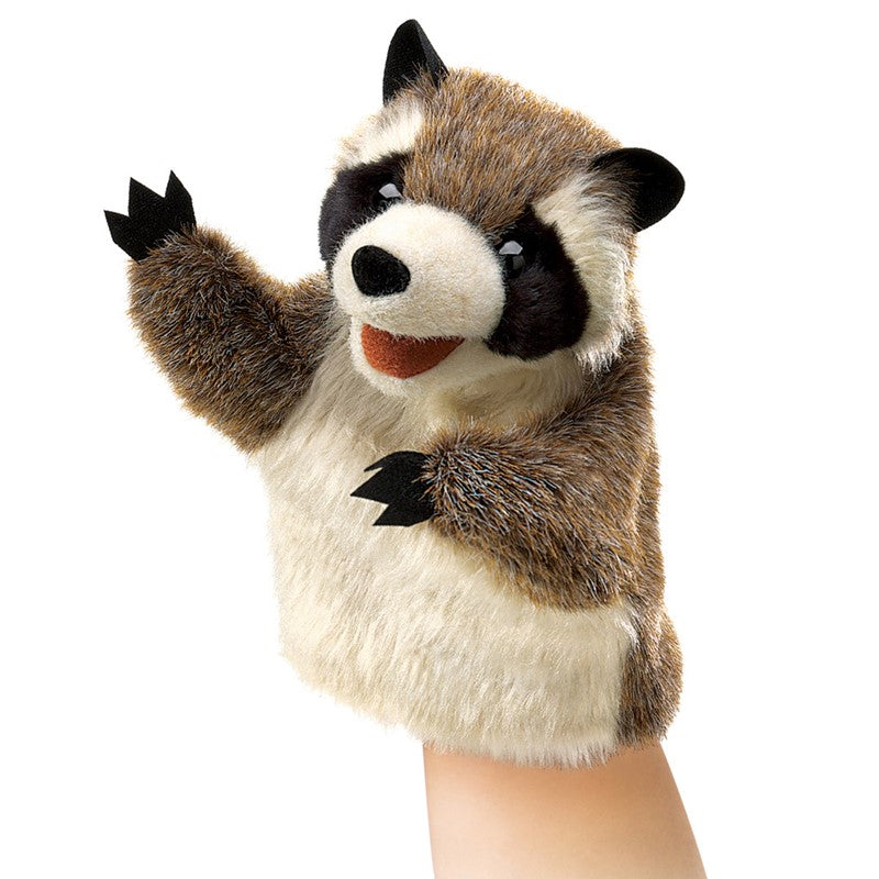 Puppet Little Raccoon