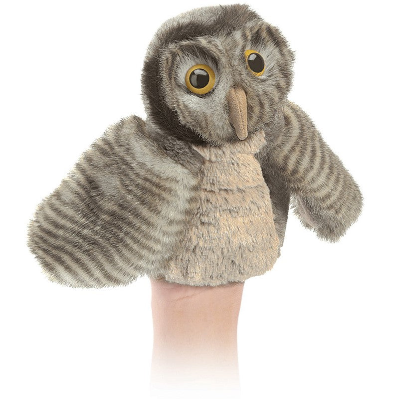 Puppet Little Owl