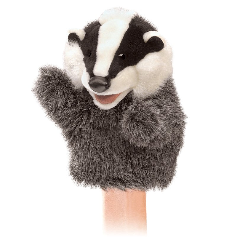 Puppet Little Badger