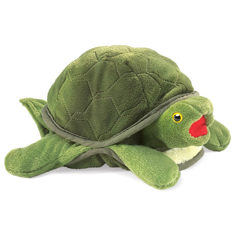 Puppet Baby Turtle