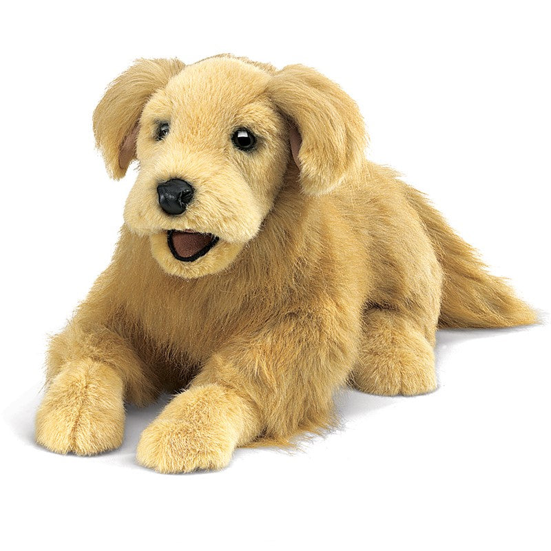 Puppet Golden Retriever
