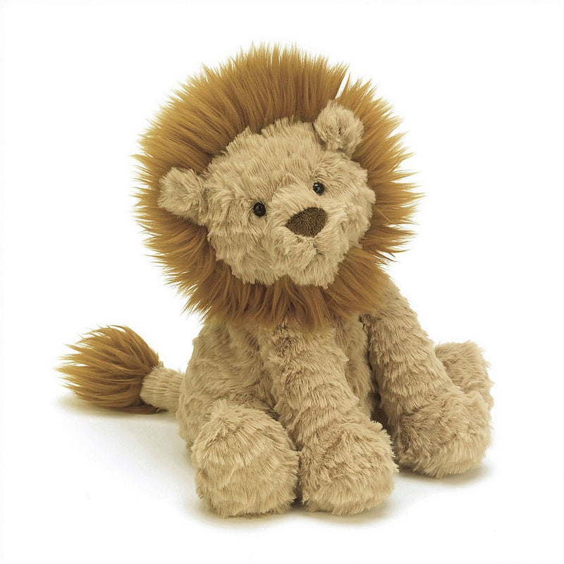 Jelly Cat Stuffie - Fuddlewuddle Lion - Medium