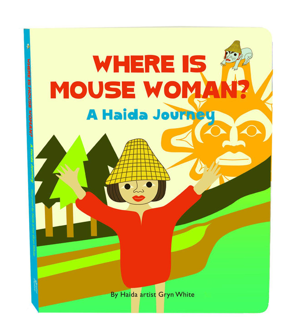 Book/Board Where is Mouse Woma