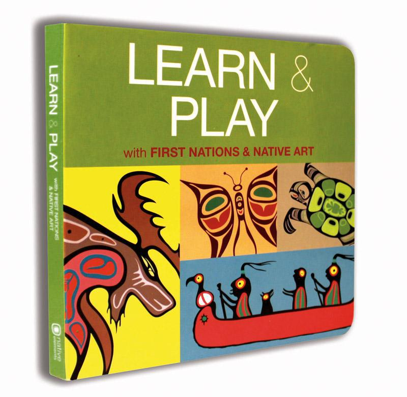 Book/Board Learn and Play