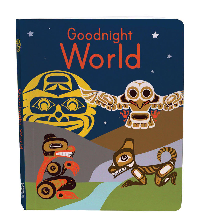 Book/Board Goodnight World