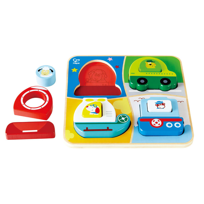 Hape All Terrain Adventure