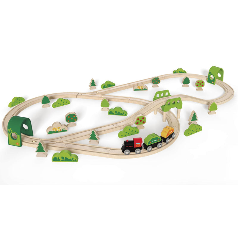 Hape Railway Set - Forest