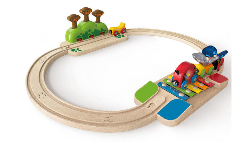 Hape Railway Set - My Little R