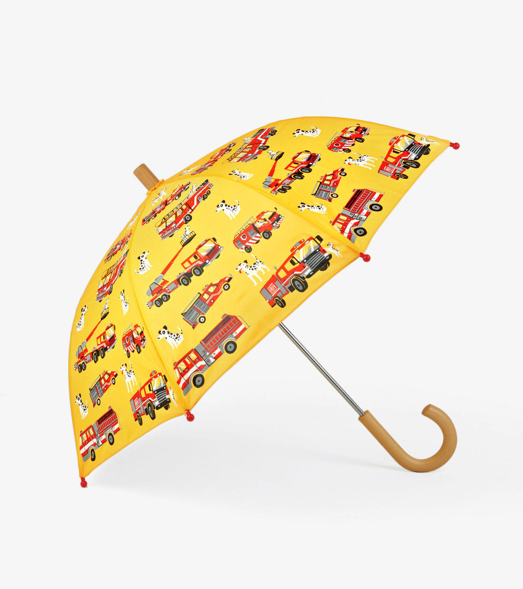 Hatley Umbrella Fire Trucks