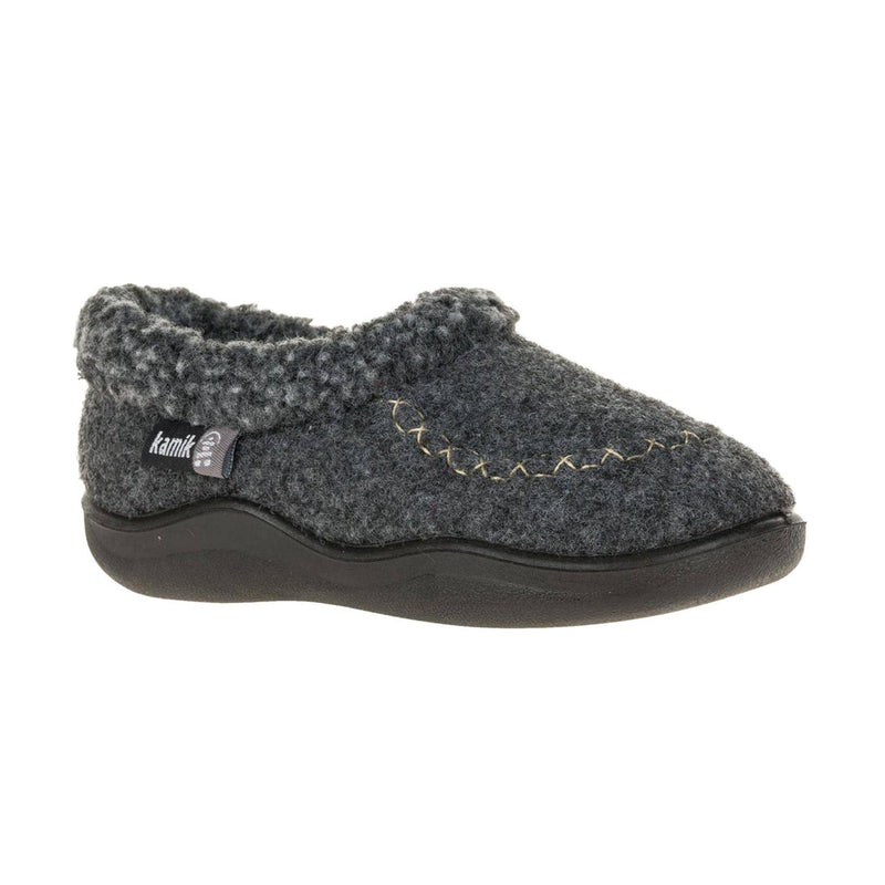 Kamik Slipper - Cozy Cabin 2 - Black
