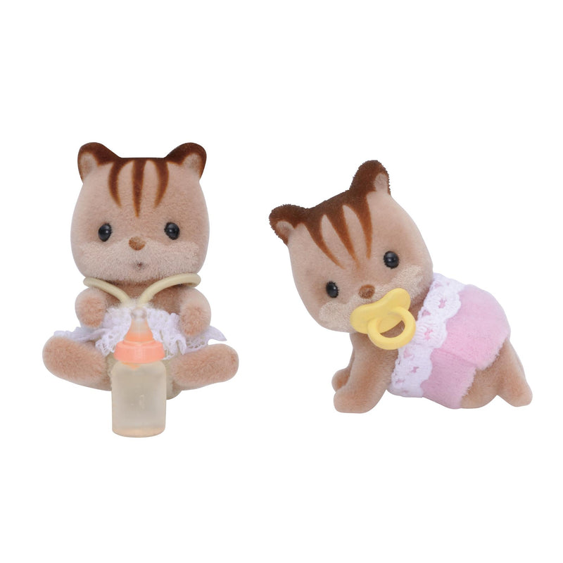 Calico Critters Chipmunk Twins