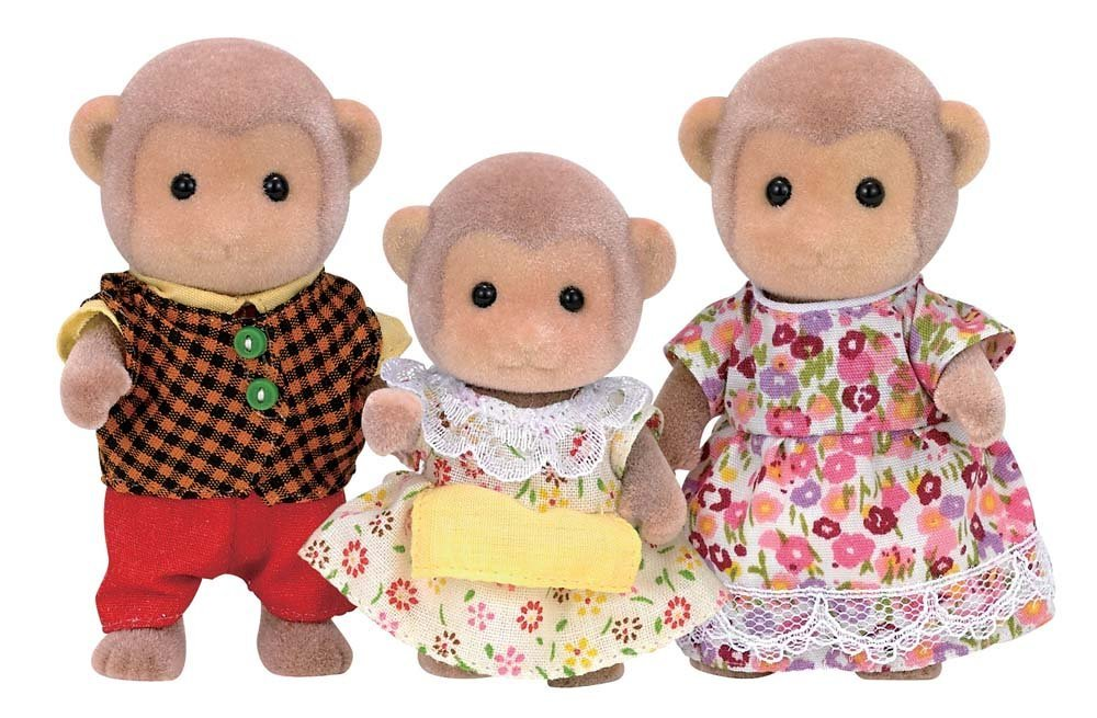 CC/Mango Monkey Family