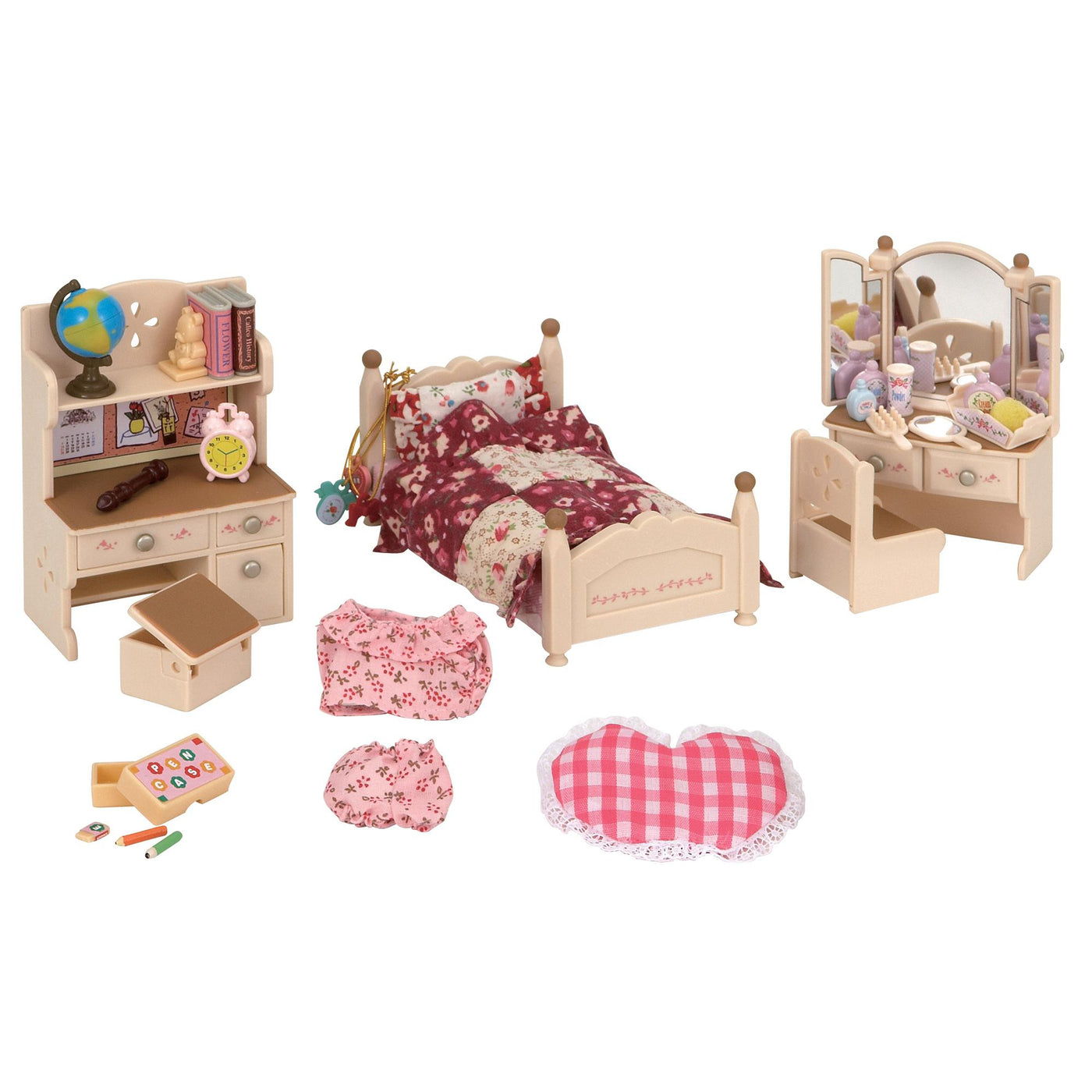 Beautiful Calico Critters Bedroom Set Decorating Ideas