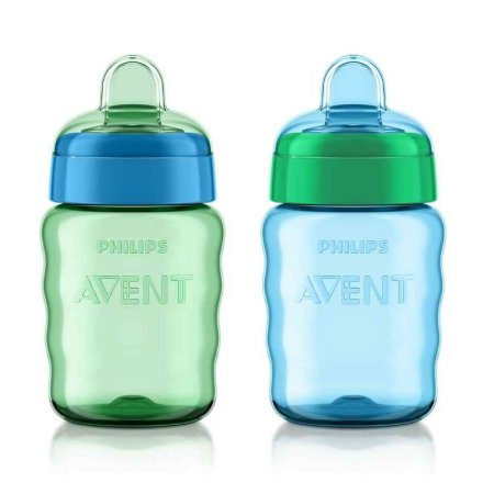 Avent My Easy Sippy 9oz B 2pk