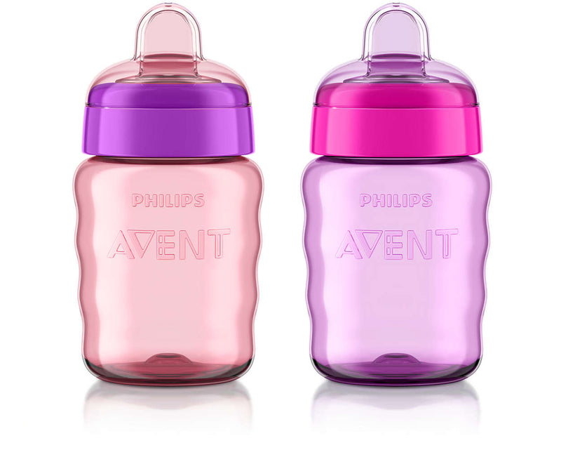 Avent My Easy Sippy 9oz G 2pk