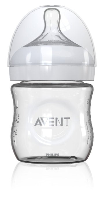 Avent Natural Bottle 4oz glass