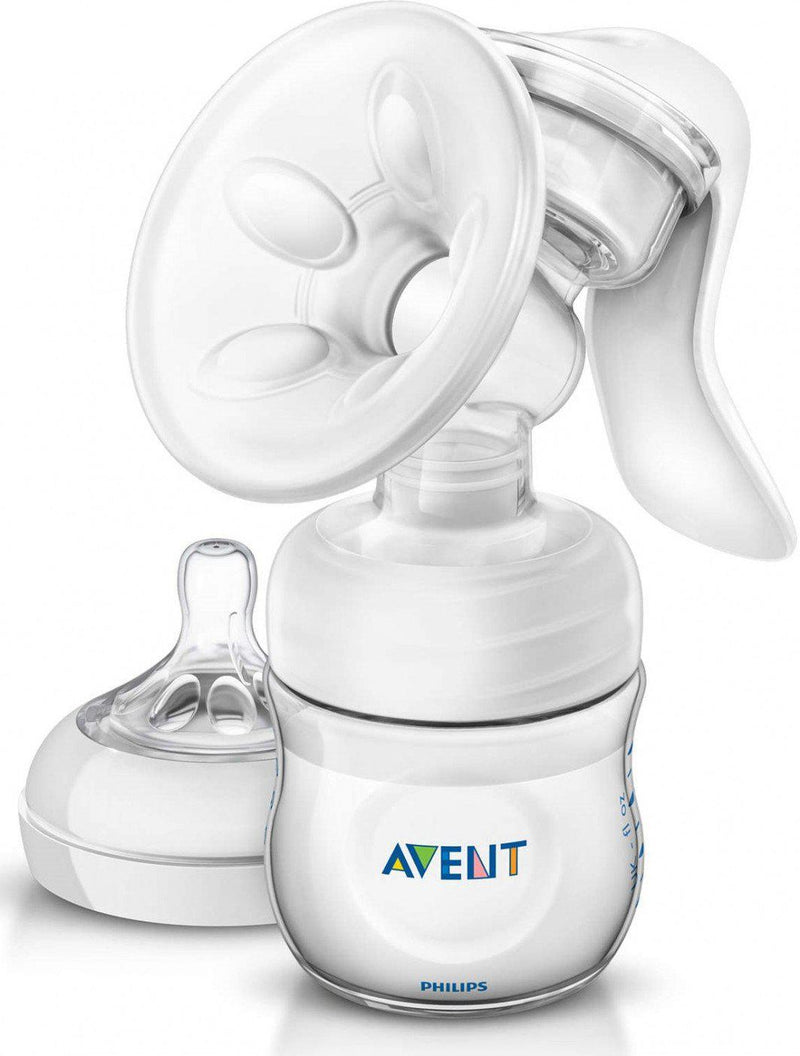 Avent Breast Pump +4oz. Bottle