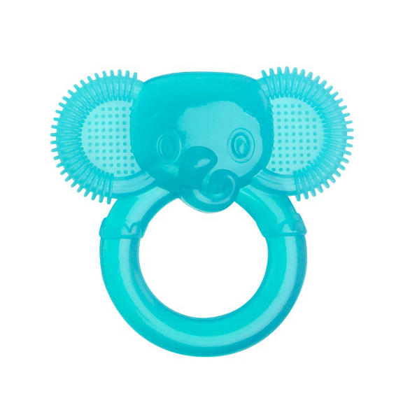 First Bite Elephant Teether