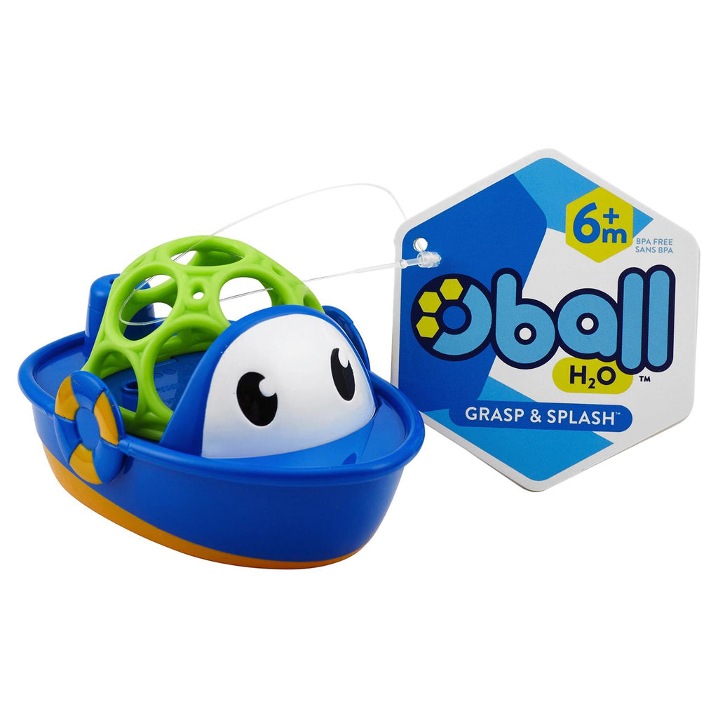 Oball Grab & Splash Boat