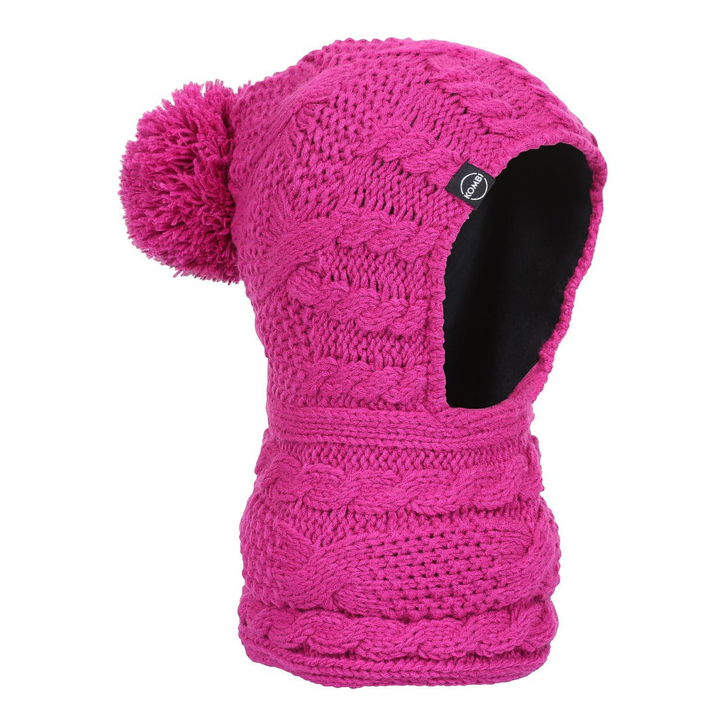 Balaclava Snood Jr.- Violet