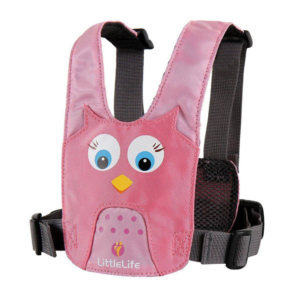 LittleLife Child Safety Harness & Rein - Owl