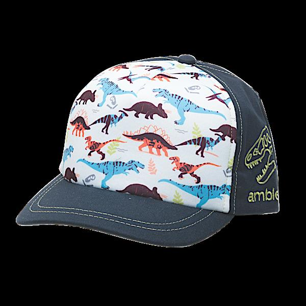 Amb Cap Little League Dino
