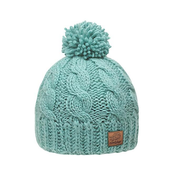 Ambler Kids Toque - Lupine - Moonstone