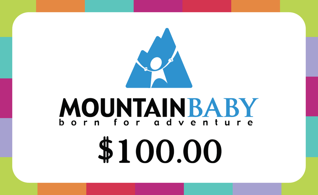 Mountain Baby In-Store Gift Card - $100