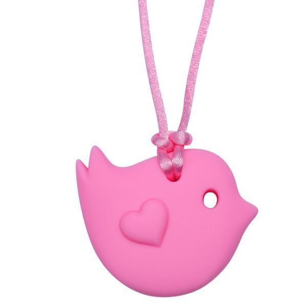 Munchables Little Bird Pink