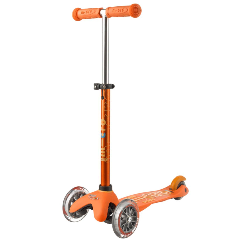 Kickboard Canada Mini Micro Scooter DLX - Orange
