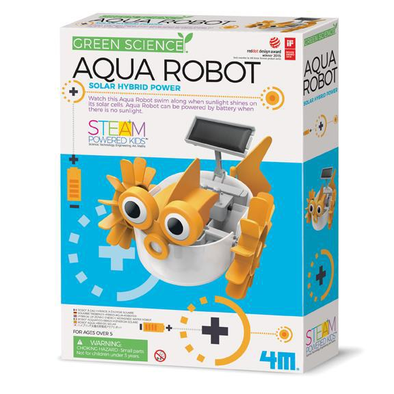 4M Green Science - Aqua Robot Kit