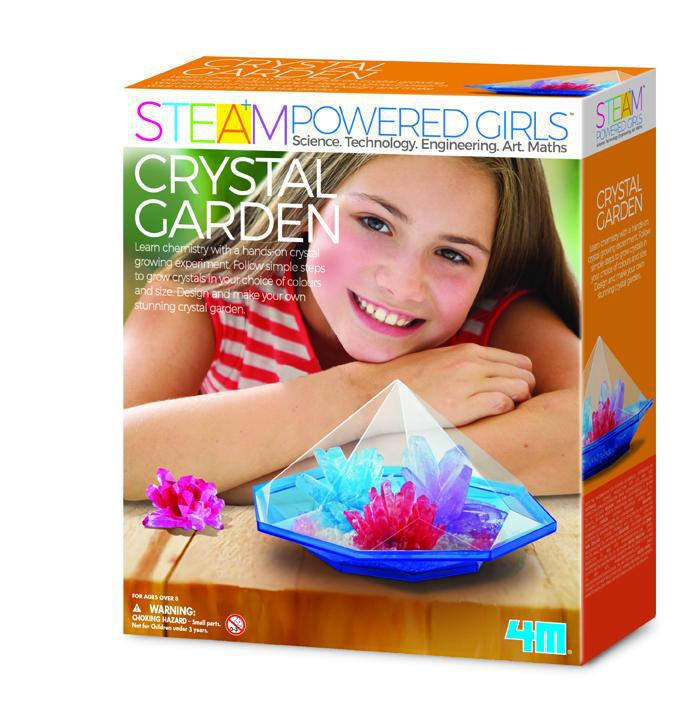 4M STEAM Powered Kids - Crystal Garden Kit