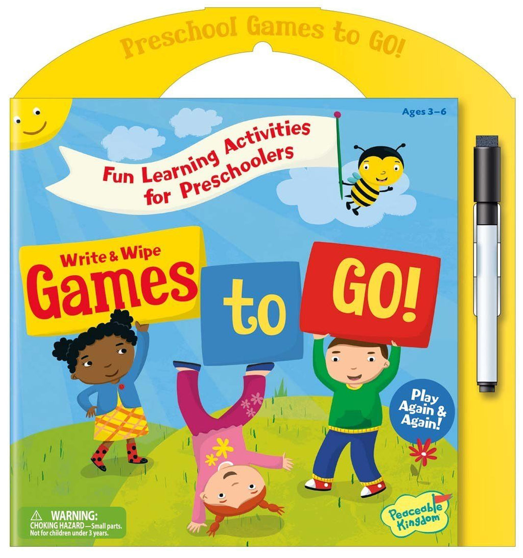Act. Book - GamesToGo