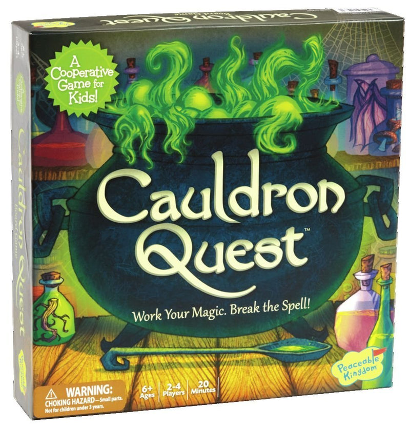 Game/Cauldron Quest