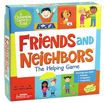 Game/Friends and Neighbors
