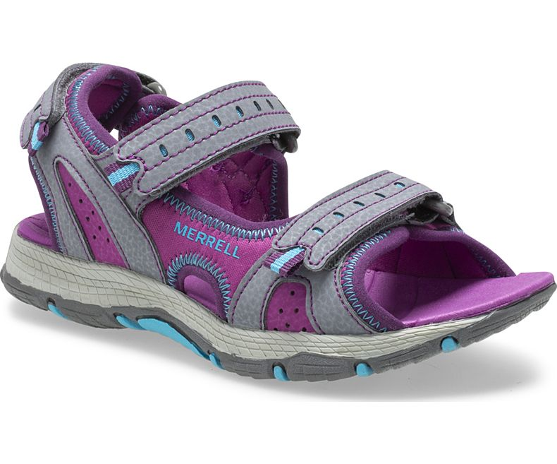 Merrell Panther 2 Sandal - Purple/Grey