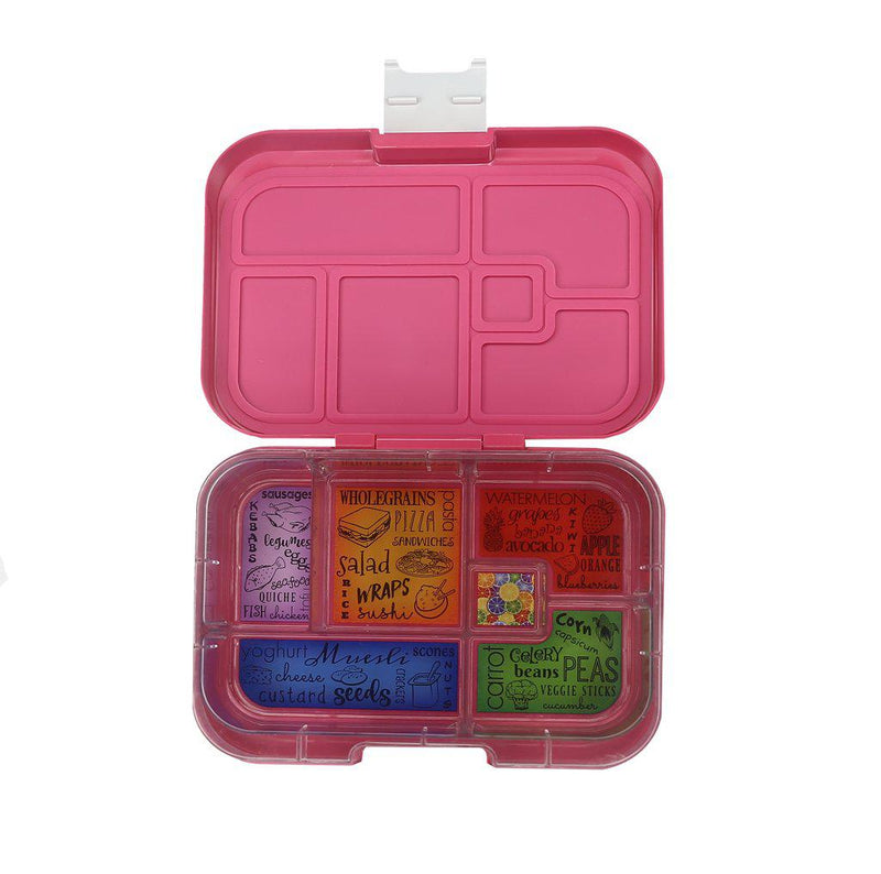 Munchbox Container - Maxi 6 - Pink Princess
