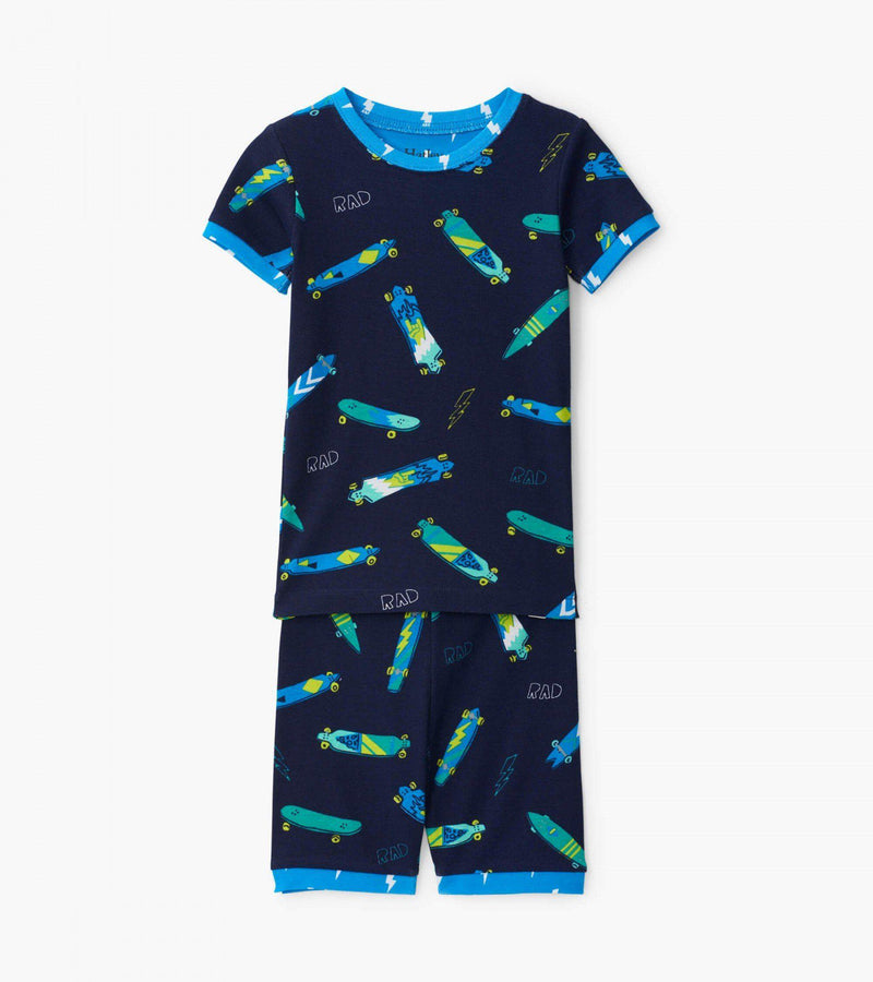 Hatley Organic Cotton Pajama Short Set - Rad Longboards