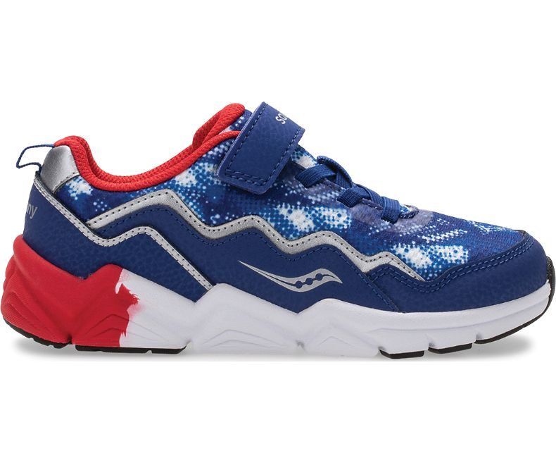 Saucony Flash A/C 2.0 - Blue/Red/White