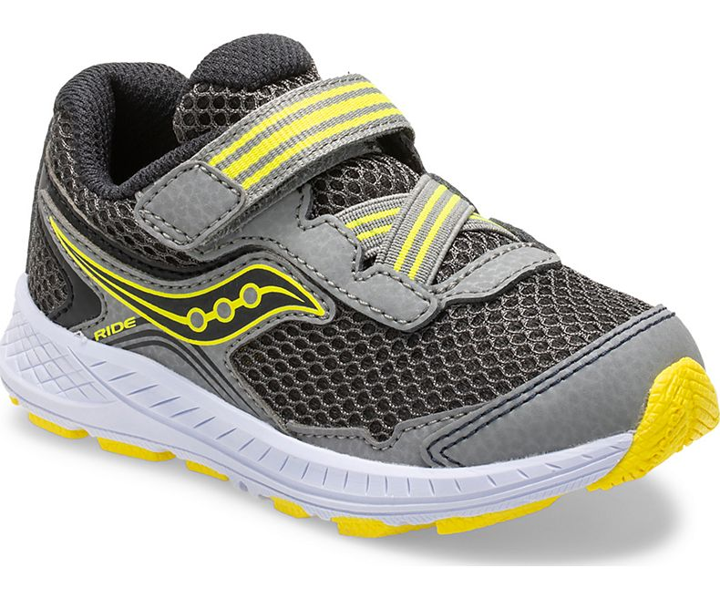 Saucony Ride 10 Jr Yellow