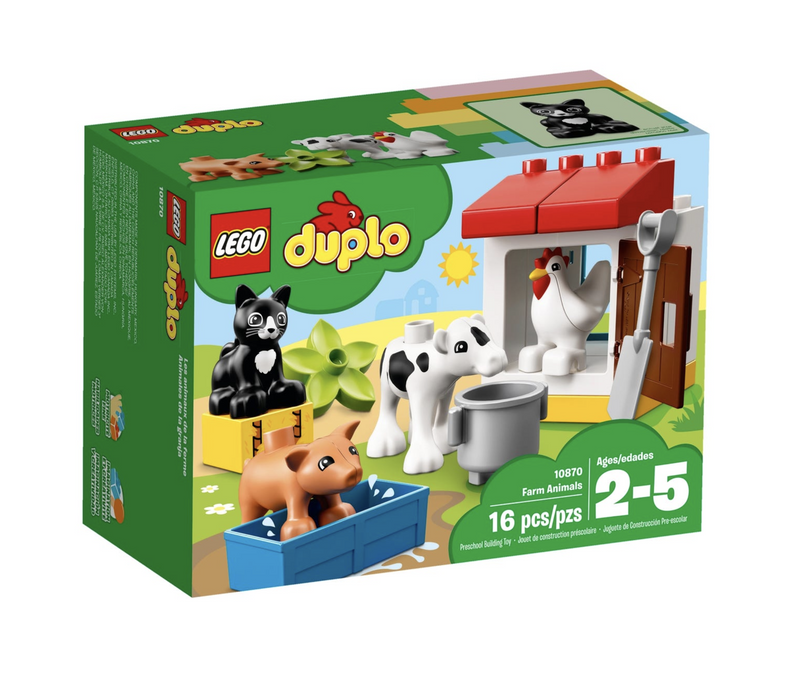Lego Duplo - Farm Animals 10870
