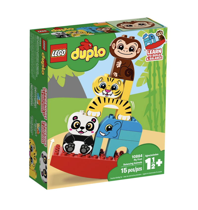 Lego Duplo - My 1st Balancing Animals 10884