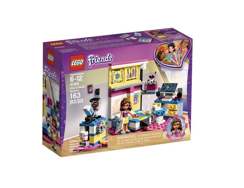 Lego Friends - Olivia's Deluxe Bedroom 41329