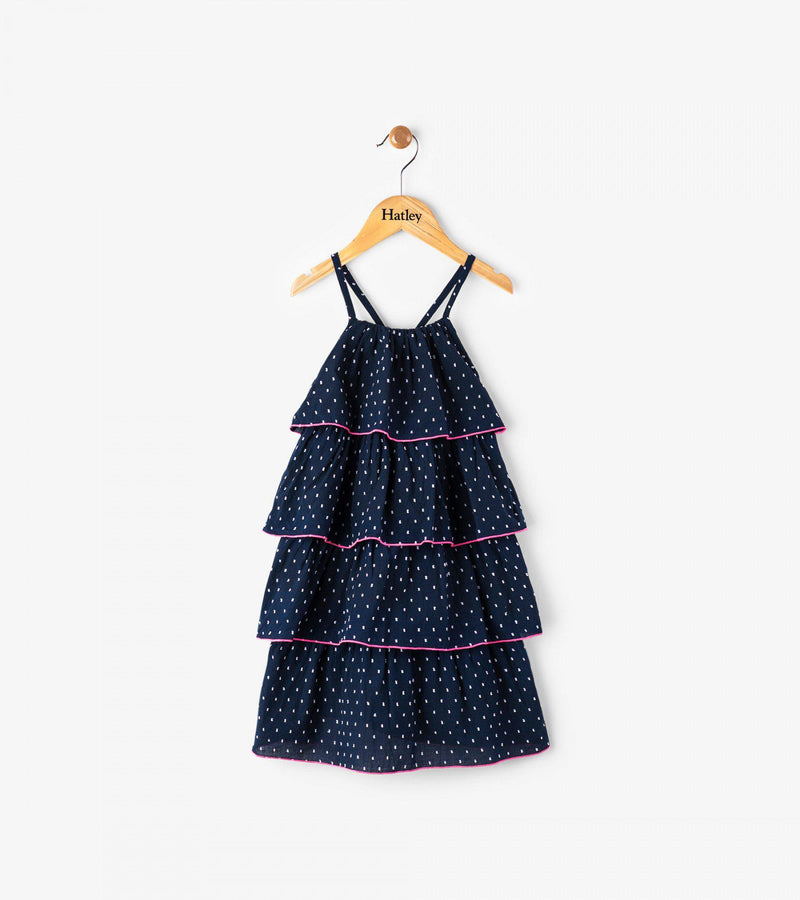 Hatley Dress -SwissDot