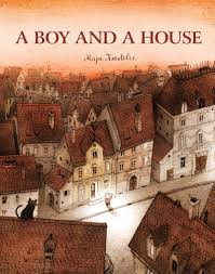 Book/Boy And A House