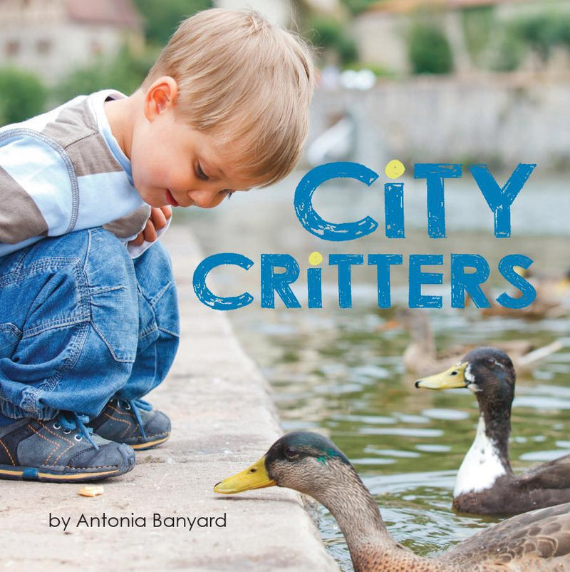 Book/City Critters