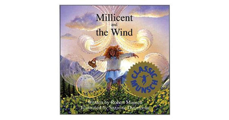Book/Mini Millicent and The Wi
