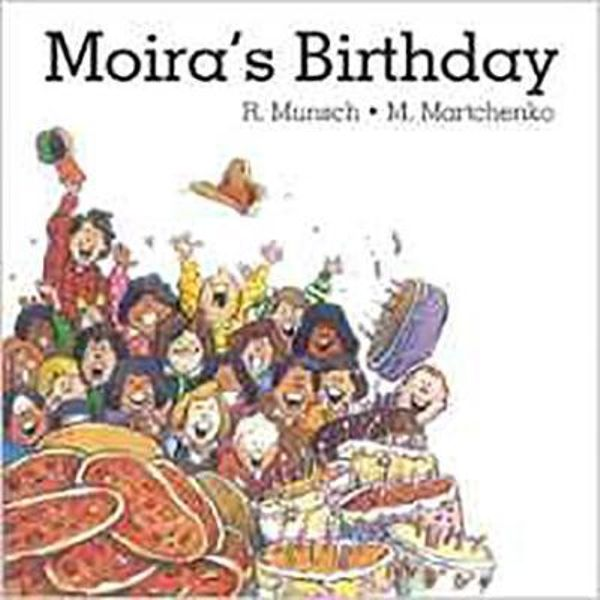 Book/Mini Moiras Bday